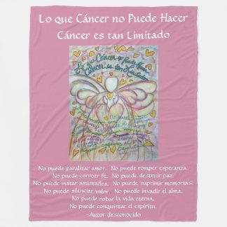 Cáncer del que de Lo ninguna manta de Chemo del