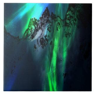 Canción de las montañas azulejo