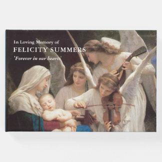 Canción de Maria del libro de visitas fúnebre