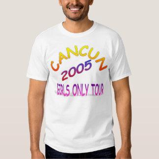 Cancun Camisas
