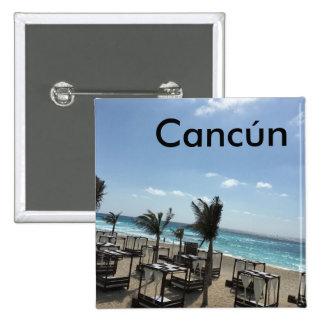 Cancún (México) -  cuadrado del botón de 2