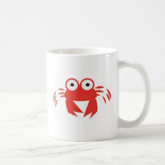 cangrejo taza de café