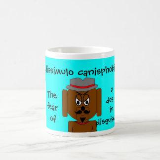 Canisphobia de Dissimulo Taza