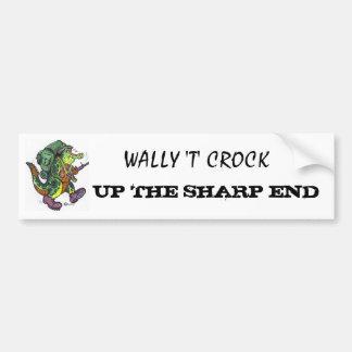 Cántaro de Wally T Pegatina Para Coche
