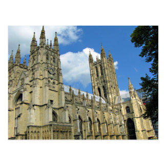 Canterbury Cathedral Postal