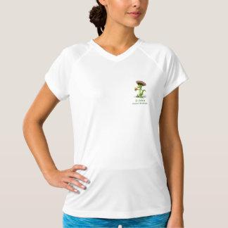 Cantina del EL Jefe y la camiseta de las mujeres