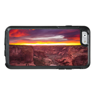 Canyon de Chelly, puesta del sol, Arizona Funda Otterbox Para iPhone 6/6s