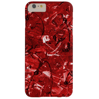 Caos rojo funda barely there iPhone 6 plus