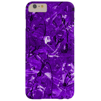 Caos violeta funda barely there iPhone 6 plus