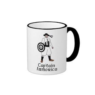 Cap tain Armorica Tazas