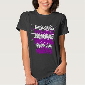 Capa de Helena del boxeo (mujeres) Camisetas