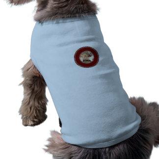 Capa del perro camiseta sin mangas para perro