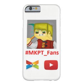 Capa IPhone 6/6S MrKennyPT (fãs de para) Funda Barely There iPhone 6