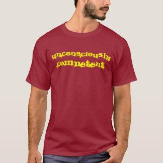 Capacidad inconsciente camiseta
