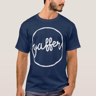 Capataz Británicos, camiseta del dialecto del
