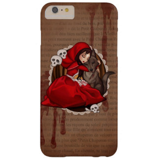 Caperucita Rojo Funda Barely There iPhone 6 Plus
