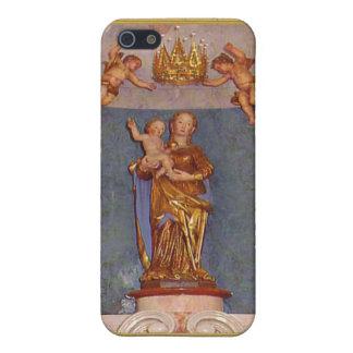 Capilla católica iPhone 5 cárcasas