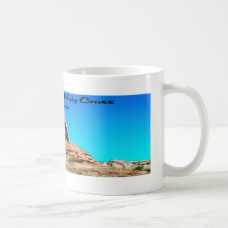 Capilla de la cruz santa tazas de café
