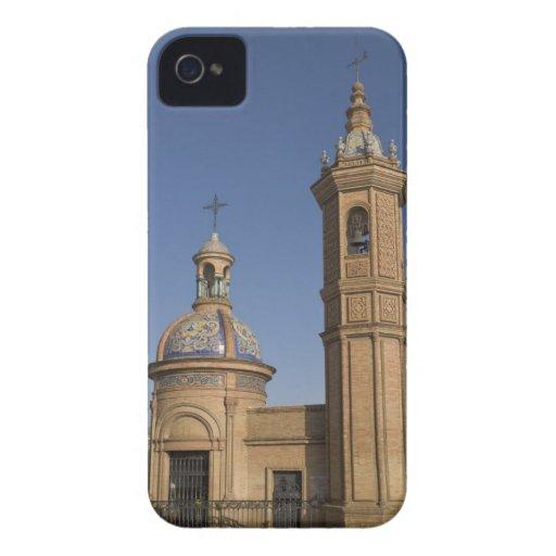 Capilla del Carmen, Sevilla, España Case-Mate iPhone 4 Cobertura