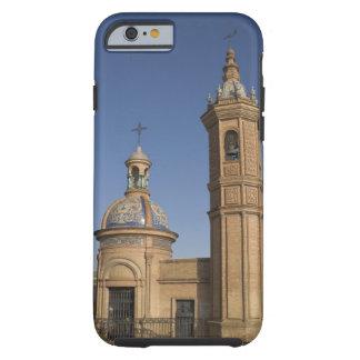Capilla del Carmen, Sevilla, España Funda De iPhone 6 Tough