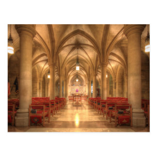 Capilla nacional de Belén de la catedral de Postal