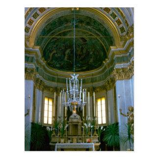 Capilla reservada del sacramento, San Pedro, Roma Postal
