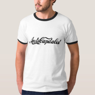 Capitalista anti camiseta