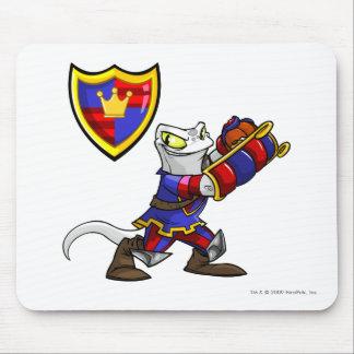 Capitán 1 del equipo de Meridell Alfombrilla De Raton
