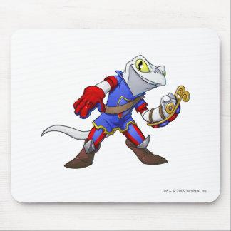Capitán 2 del equipo de Meridell Tapete De Ratón