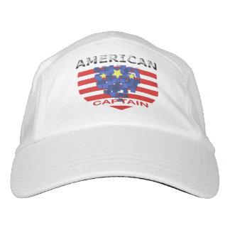 Capitán americano XNH2 del gorra Gorra De Alto Rendimiento