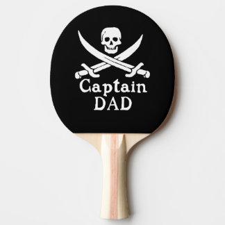 Capitán Dad - obra clásica Pala De Ping Pong