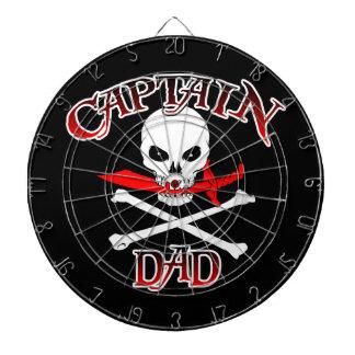 Capitán Dad Tablero Dardos