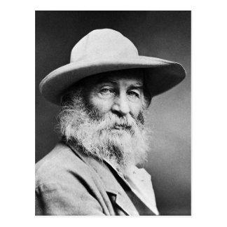 """¡CAPITÁN de O de Walt Whitman """"! ¡mi capitán! """" Postal"""