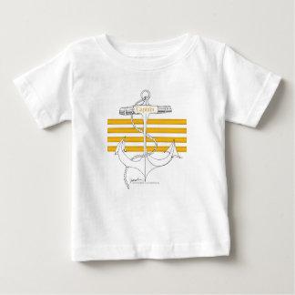 capitán del oro, fernandes tony camiseta de bebé