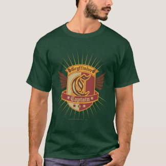 Capitán Emblem de Gryffindor QUIDDITCH™ Camiseta