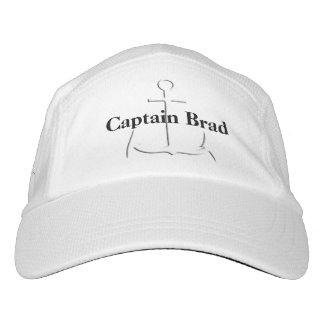 Capitán Sailor Anchor Custom Hat Gorra De Alto Rendimiento