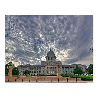 Capitolio del estado de Arkansas Postal