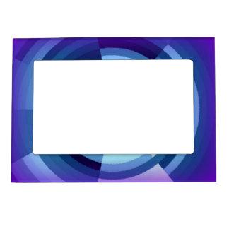 capítulo magnético 5x7 con diseño abstracto marcos magnéticos de fotos