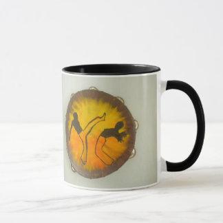 capoeira de la taza