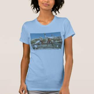 Capoeira en Bahía Camisetas