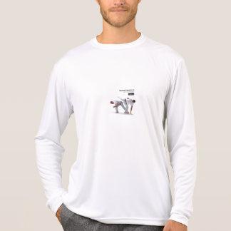 Capoeira hermoso 2,0 camiseta