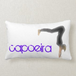 capoeira almohada