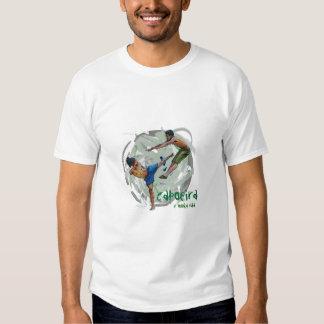 capoeira, vida del minha de e camiseta