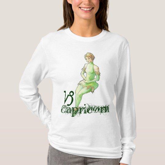 Capricornio Camiseta