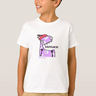 ¡CAPSLOCK! -- camisa