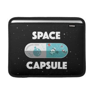 Cápsula de espacio funda para MacBook air