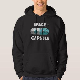 Cápsula de espacio sudadera