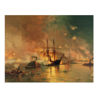 Captura americana de la guerra civil de New Orlean Tarjetas Postales