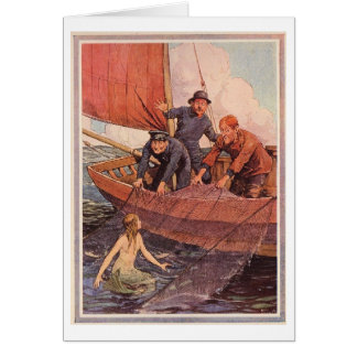 Captura de la sirena del día tarjeta