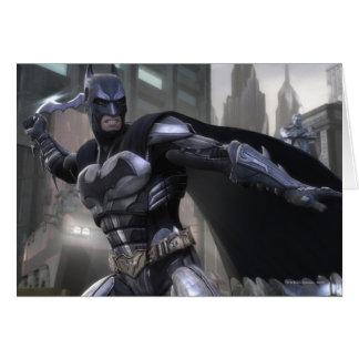 Captura de pantalla: Batman Tarjeta De Felicitación